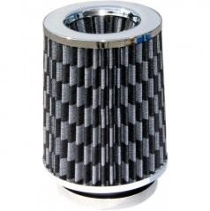 Sportovní vzduchový filtr karbon +redukce 60-90mm