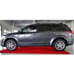 Fiat Freemont, 2011- , suv, boční ochranné lišty dveří
