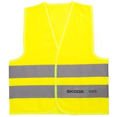 Originální reflexní vesta Škoda (2 velikosti)