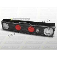 HONDA CRX 1987-92 ZADNÍ LAMPY KRYSTALICKÉ BLACK (LTHO16)
