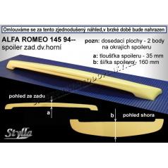 Alfa Romeo 145 střešní křídlo AL2L