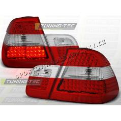 BMW E46 98-01 ZADNÍ LED LAMPY (LDBM40) - sedan