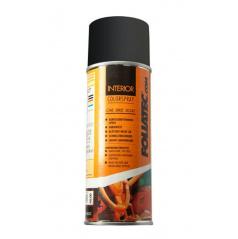 Černá - matná barva na interiér - Foliatec Interior Color Spray