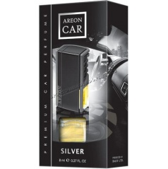 Areon Car - Silver black edition