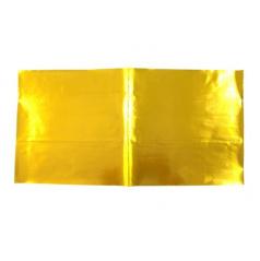 Tepelně odolná samolepící vrstva 0,3 x 0,6 m zlatá