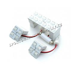 Škoda - stropní LED osvětlení