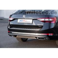 Koncovky výfuku Dummy Škoda Superb III Limousine / Combi