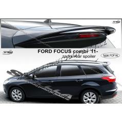 Ford Focus III combi 2011- zadní spoiler (EU homologace)