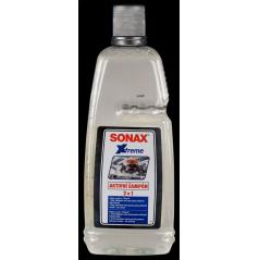 """Aktivní autošampon """" 2 v 1""""  Sonax XTR 1l"""