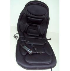 Masážní potah na sedadlo s vyhříváním s mnoha funkcemi