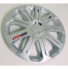 Kryty kol Evo Race silver 13-16 (sada 4 ks)