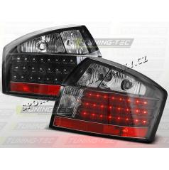 AUDI A4 (B6) 2000-04 ZADNÍ LED LAMPY BLACK (LDAU28)