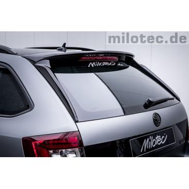 Škoda Octavia 4 2020+ boční deflektory zadního okna