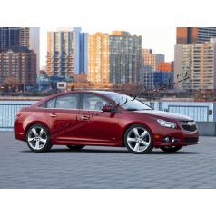 Chevrolet Cruze - NEREZ chrom kryty klik OMTEC (omsa)
