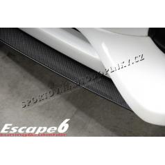 AUDI A4 (Typ B8) RIEGER lipa pod spoiler (S 00055502)