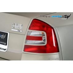 Rámeček zadních světel pro lak Škoda Octavia II