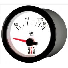 Stack elektronický budík teplota oleje 52 mm ST3259