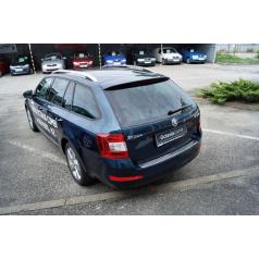 Nerez chróm ochranný panel zadného nárazníka Škoda Octavia III Combi