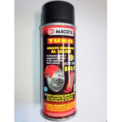 Žáruvzdorná barva sprej Macota 400 ml do 800 C zlatá (brzdy motor, výfuk)