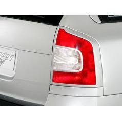 Škoda Octavia II Rámeček zadních světel combi  pro lak