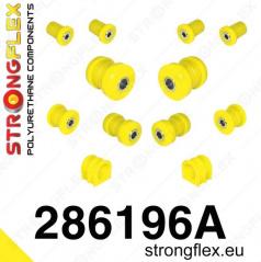 Infinity G35 2003-07 StrongFlex Sport sestava silentbloků jen pro přední nápravu 12 ks