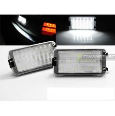 LED osvětlení SPZ - Seat Ibiza / Cordoba / Leon / Altea / Arosa / Toledo (PRSE01)