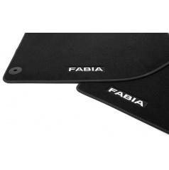 Textilní koberce Prestige Škoda Fabia III