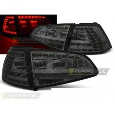 VW Golf 7 2013- zadní lampy smoke LED GTI Look (LDVWG2)