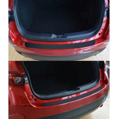 Univerzální gumový kryt hrany nakládacího prostoru 6x100 cm