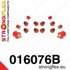 Alfa Romeo 147 StrongFlex sestava silentbloků jen pro zadní nápravu 12 ks