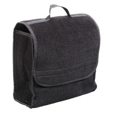 Brašna do kufru textilní černá M