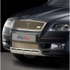 Allroad - přední díl nárazníku, Alu Brush - Octavia II. Lim./Combi 2004-2008