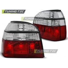 VW GOLF 3 09.1991-08.1997 ZADNÍ LAMPY RED WHITE (LTVW97)
