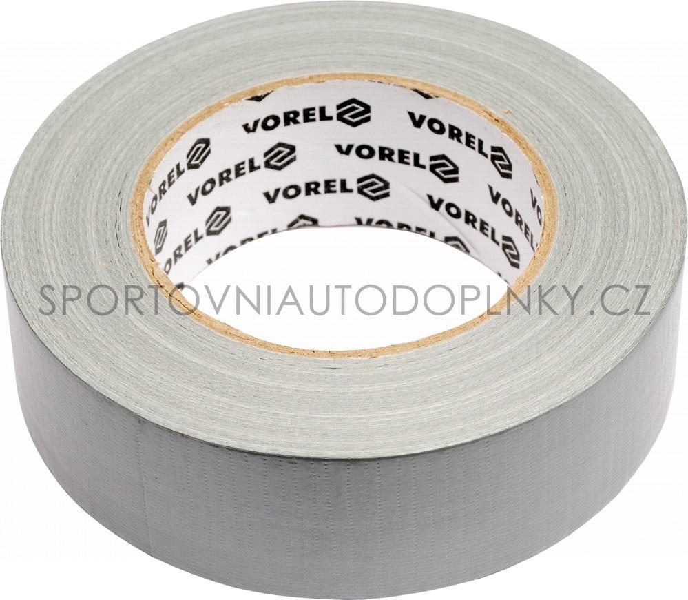 Páska samolepící textilní 38 mm x 50 m