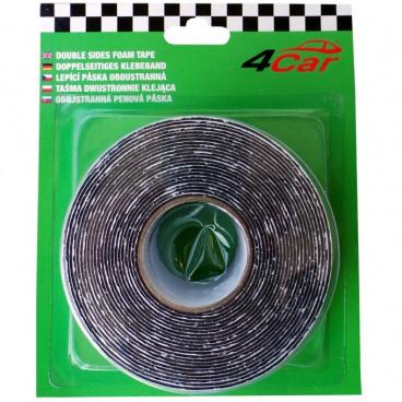 Lepící páska oboustranná 15x5000 mm