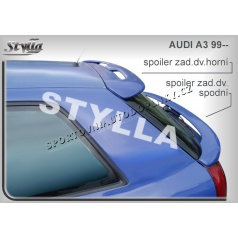 AUDI A3 křídlo zadních dveří horní (EU homologace)