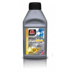 Millers Performance Brake Fluid DOT 5.1 500ml
