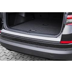 Práh pátých dveří s krátkou hranou, stříbrný matný - Škoda Kodiaq od r.v. 2016 -