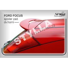 FORD FOCUS HTB (98+) spoiler zad. dveří horní (EU homologace)