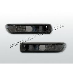 BMW E46 98-01 boční blinkry smoke (KBBM16) - sedan / touring