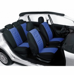 Škoda Fabia I Autopotahy Clasic modré