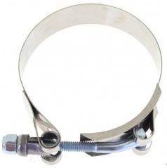 Masivní spony pro maximální utažení pro průměry 60-94 mm