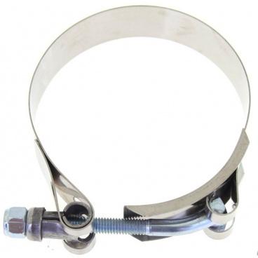 Masivní spony pro maximální utažení pro průměry 60-81 mm