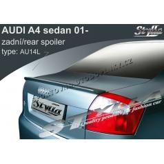 AUDI A4 sedan 02+ spoiler zadnej kapoty