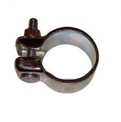 Montážní spony výfuku ploché pro průměry potrubí od 39 mm do 65 mm