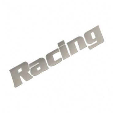 Znak RACING METAL samolepící velký