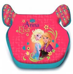 Podsedák do auta Disney 15-36kg ledové království Anna + Elsa