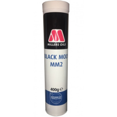 Univerzální Black Moly MM2 400g  (proti vysokému opotřebení, hřídele)
