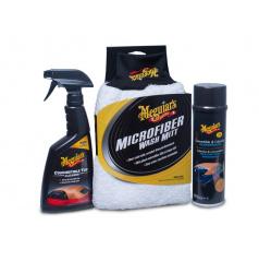 Meguiar's Cabriolet & Convertible Kit kompletní sada na čištění a ochranu střech kabrioletů