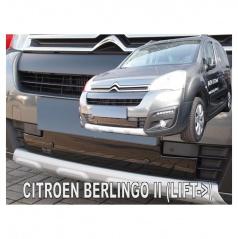 Zimní clona - kryt chladiče - Citroen Berlingo II, 2015-18